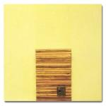 Wood Shades, 24x24in, mixed media on wood panel